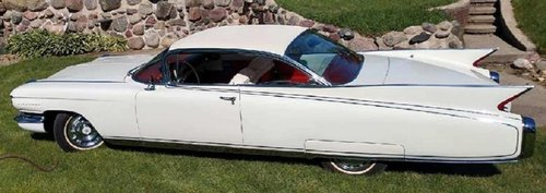 1960 Cadillac Seville 2DR HT For Sale (picture 1 of 3)