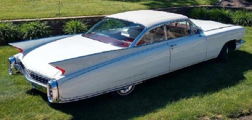 1960 Cadillac Seville 2DR HT For Sale (picture 2 of 3)