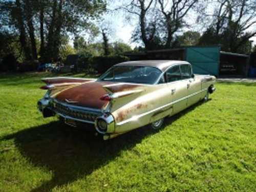 1959 Cadillac For Sale (picture 2 of 5)