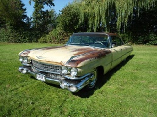 1959 Cadillac For Sale (picture 4 of 5)