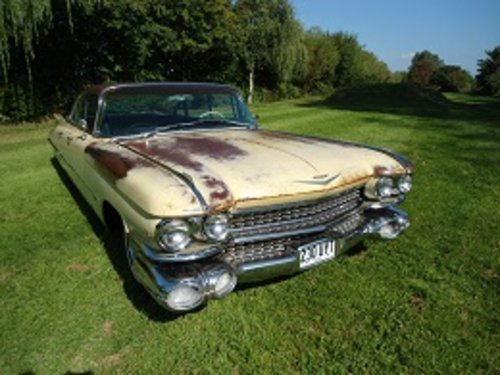 1959 Cadillac For Sale (picture 5 of 5)