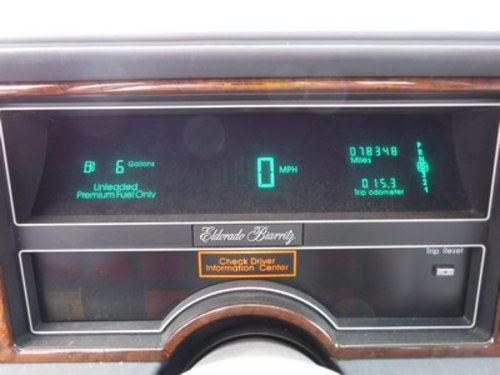 1991 Cadillac Eldorado Biarritz V8  For Sale by Auction (picture 5 of 6)