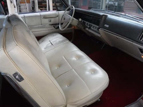 1967 Perfectly running / driving Cadillac de Ville Cabrio For Sale (picture 5 of 6)