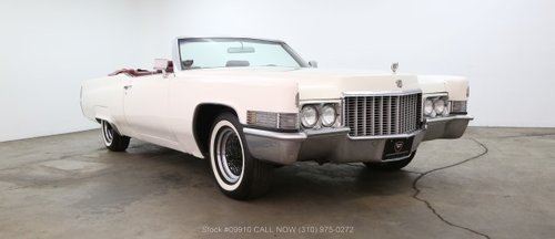 1970 Cadillac Coupe DeVille Convertible For Sale (picture 1 of 6)