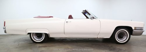 1970 Cadillac Coupe DeVille Convertible For Sale (picture 2 of 6)