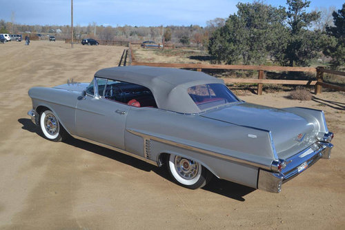 1957 Cadillac 62 Convertible For Sale (picture 3 of 6)