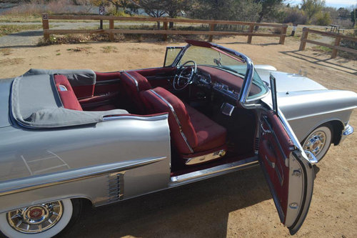 1957 Cadillac 62 Convertible For Sale (picture 4 of 6)