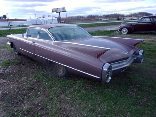 1960 Cadillac Coupe DeVille For Sale (picture 3 of 6)