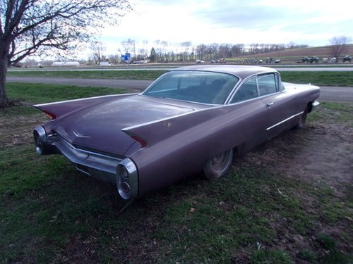 1960 Cadillac Coupe DeVille For Sale (picture 4 of 6)