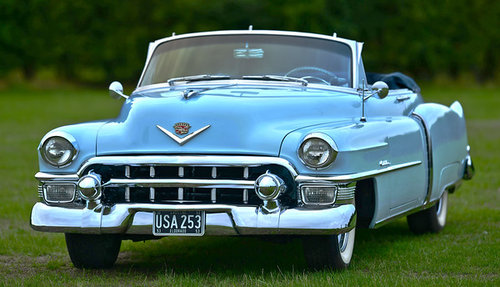 1953 Cadillac Series 62 Convertible For Sale (picture 1 of 6)