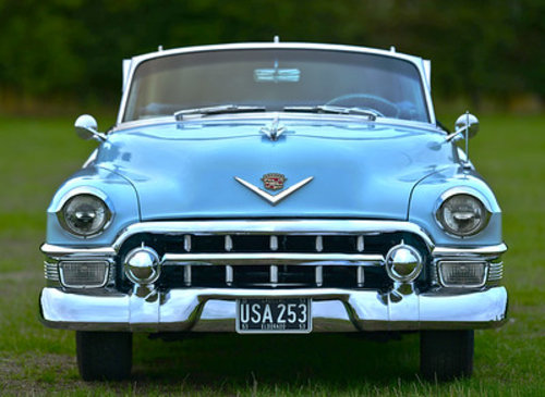 1953 Cadillac Series 62 Convertible For Sale (picture 2 of 6)