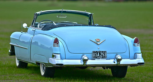 1953 Cadillac Series 62 Convertible For Sale (picture 3 of 6)