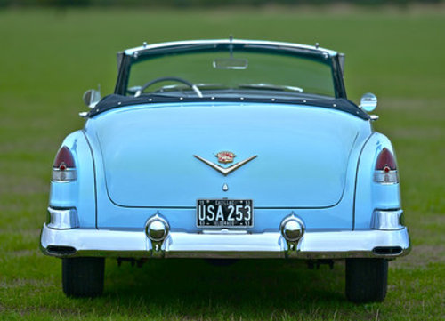 1953 Cadillac Series 62 Convertible For Sale (picture 4 of 6)