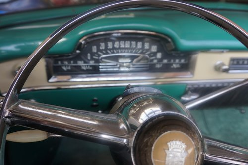 1950 Cadillac Cabrio serie62 SOLD (picture 4 of 6)