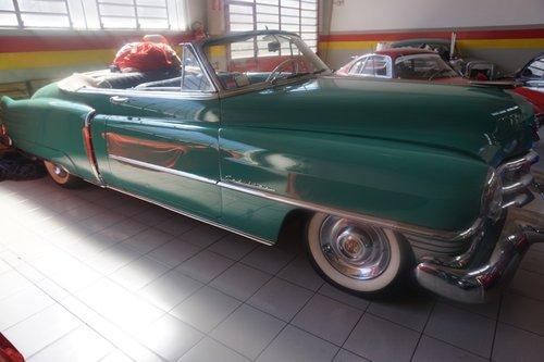 1950 Cadillac Cabrio serie62 SOLD (picture 5 of 6)