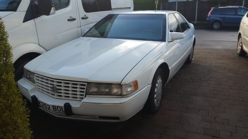 1993 Cadilac STS SOLD (picture 1 of 2)