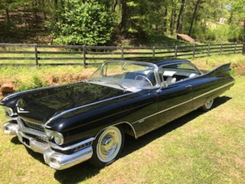 1959 Cadillac 62 Coupe For Sale (picture 1 of 6)