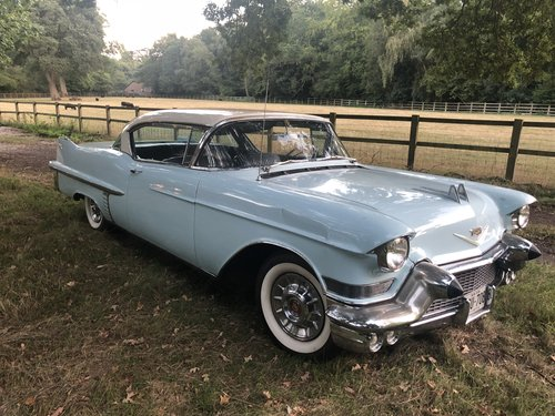 1957 Cadillac Series 62 coupe, ready to use and enjoy For Sale (picture 3 of 6)
