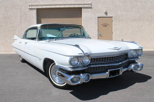 1959 Cadillac 62 4DR HT For Sale (picture 1 of 6)