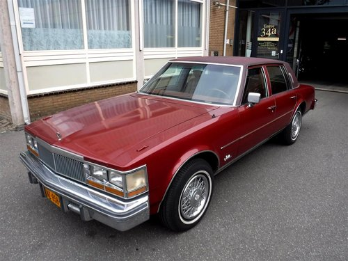 1978 Cadillac Seville For Sale (picture 1 of 6)