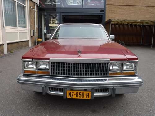 1978 Cadillac Seville For Sale (picture 2 of 6)
