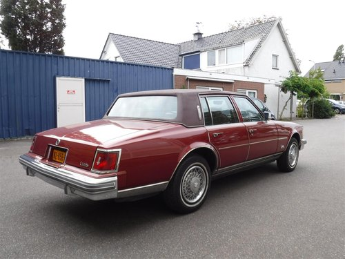 1978 Cadillac Seville For Sale (picture 6 of 6)