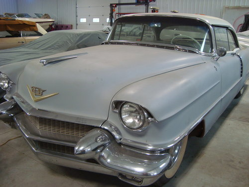 1956 Cadillac 62 Coupe For Sale (picture 1 of 6)