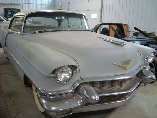 1956 Cadillac 62 Coupe For Sale (picture 2 of 6)
