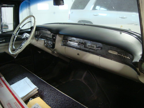 1956 Cadillac 62 Coupe For Sale (picture 4 of 6)