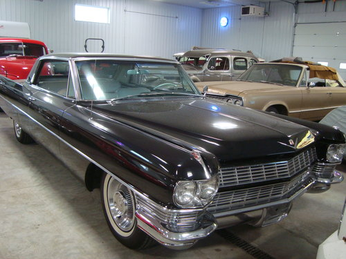 1964 Cadillac Coupe DeVille For Sale (picture 1 of 6)