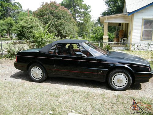 Very rare 1988 Cadillac Allante for sale. For Sale (picture 2 of 3)