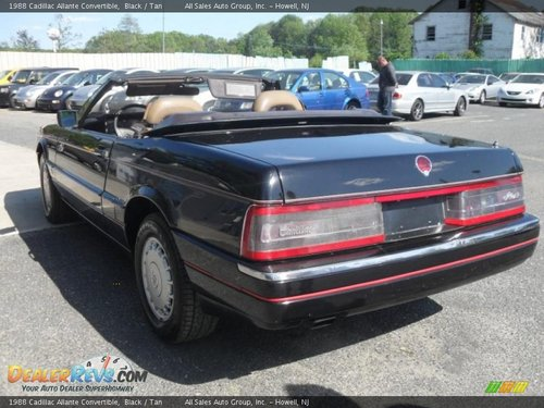 Very rare 1988 Cadillac Allante for sale. For Sale (picture 3 of 3)