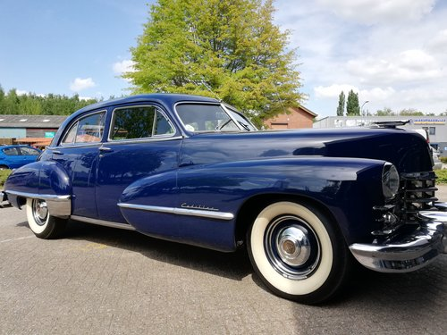 1947 Cadillac For Sale (picture 5 of 6)