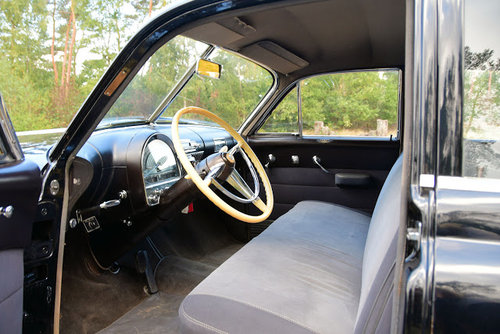 1948 Very clean and rustfree California Cadillac 62-Series sedan  For Sale (picture 4 of 6)