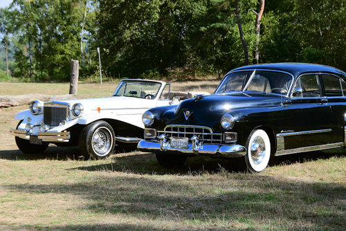 1948 Very clean and rustfree California Cadillac 62-Series sedan  For Sale (picture 6 of 6)