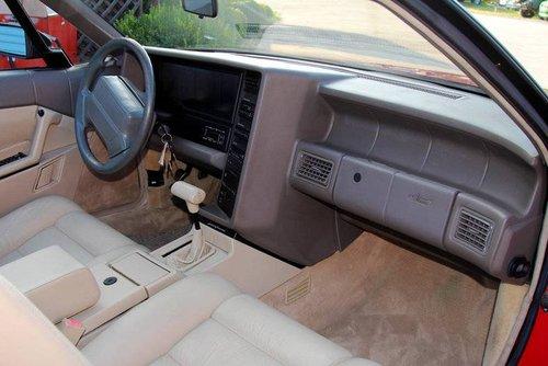 1990 Cadillac Allante Convertible  For Sale (picture 3 of 6)