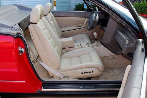 1990 Cadillac Allante Convertible  For Sale (picture 4 of 6)