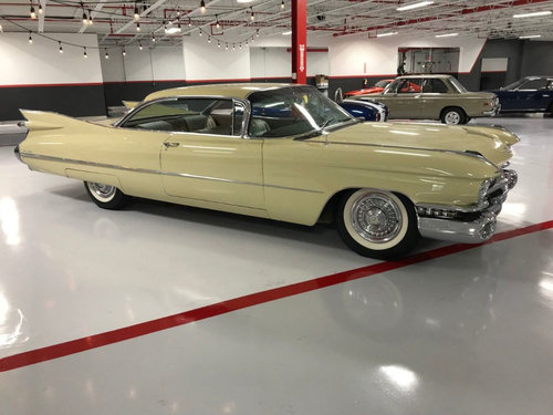 1959 Cadillac Coupe deVille For Sale (picture 2 of 6)