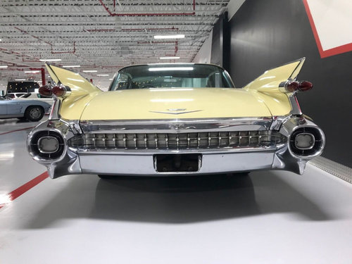 1959 Cadillac Coupe deVille For Sale (picture 3 of 6)