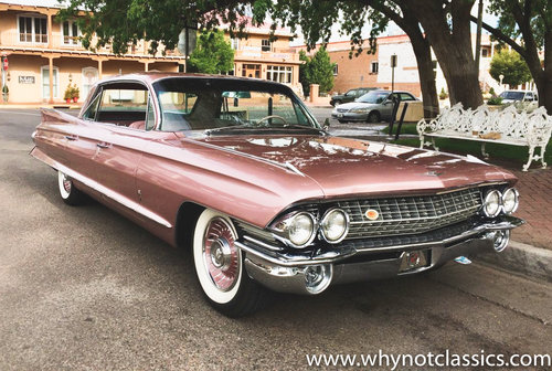1961 CADILLAC FLEETWOOD SIXTY SPECIAL For Sale (picture 1 of 6)