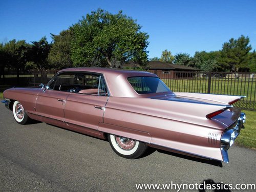1961 CADILLAC FLEETWOOD SIXTY SPECIAL For Sale (picture 2 of 6)