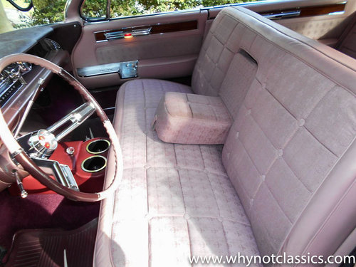 1961 CADILLAC FLEETWOOD SIXTY SPECIAL For Sale (picture 4 of 6)