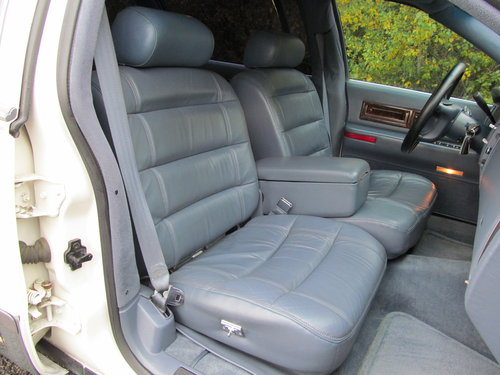 1996 Cadillac Fleetwood Limousine For Sale (picture 2 of 6)