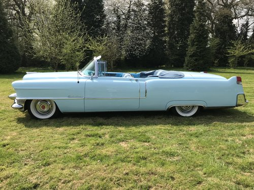 STUNNING 1955 CADILLAC SERIES 62 CONVERTIBLE  For Sale (picture 2 of 6)