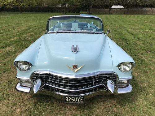 STUNNING 1955 CADILLAC SERIES 62 CONVERTIBLE  For Sale (picture 4 of 6)