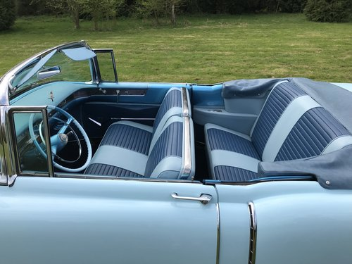 STUNNING 1955 CADILLAC SERIES 62 CONVERTIBLE  For Sale (picture 5 of 6)
