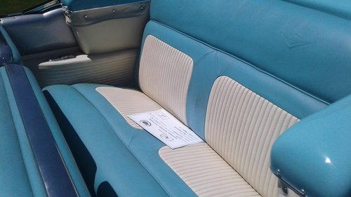 1954 Cadillac Eldodrado Convertible For Sale (picture 5 of 6)
