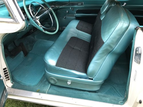 1958 CADILLAC COUPE - STUNNING CAR - CLEAN ORIGINAL CAR For Sale (picture 4 of 6)