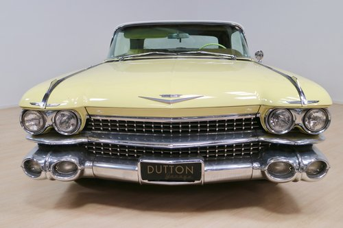 1959 Cadillac Series 62 Convertible For Sale (picture 2 of 6)