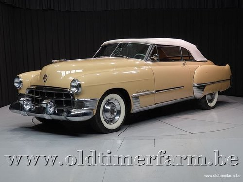 1949 Cadillac Serie 62 Convertible '49 For Sale (picture 1 of 6)